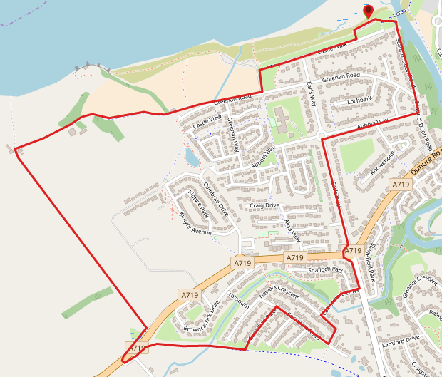 Hill Track, Doonfoot