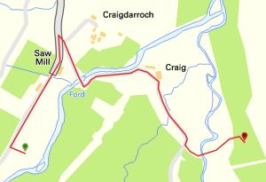Craigs Farm Estate, Glen Afton