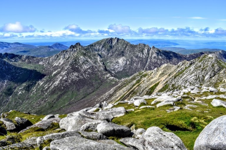 Image result for goatfell arran