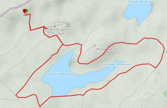 Whitelee Lochgoin Circuit