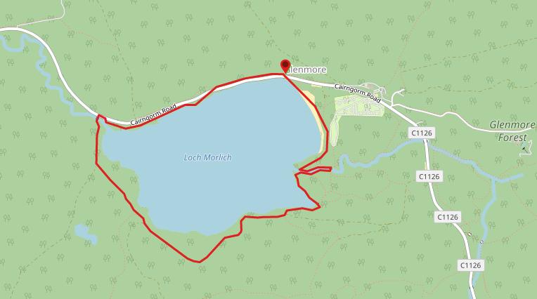 Loch Morlich, Aviemore